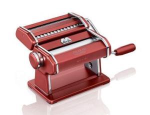 מכונת פסטה אטלס בצבע אדום