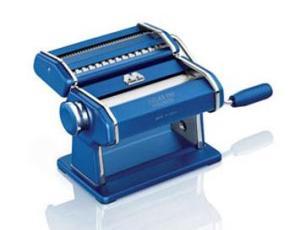 מכונת פסטה אטלס בצבע כחול